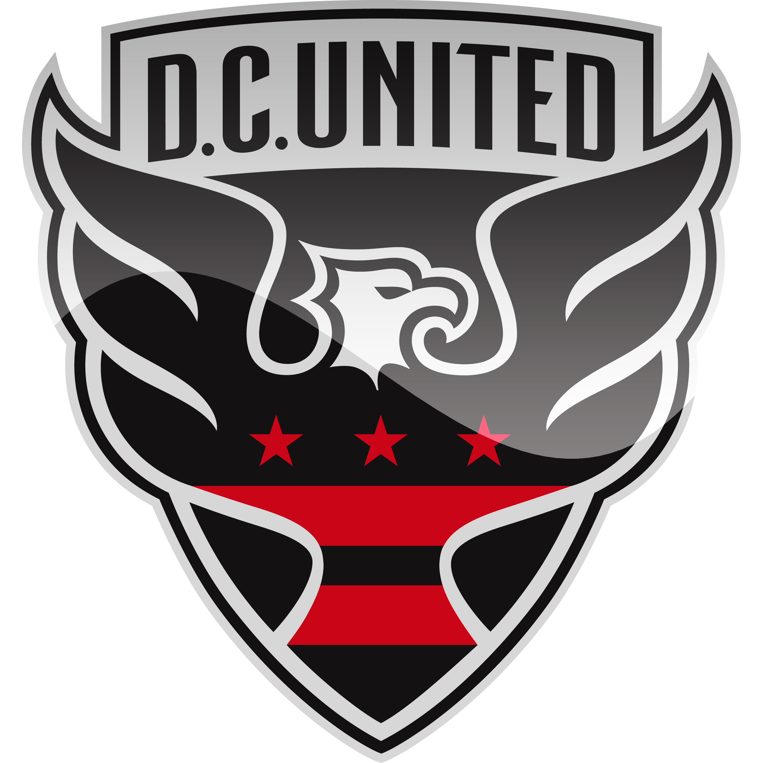 DC United HD Logo.