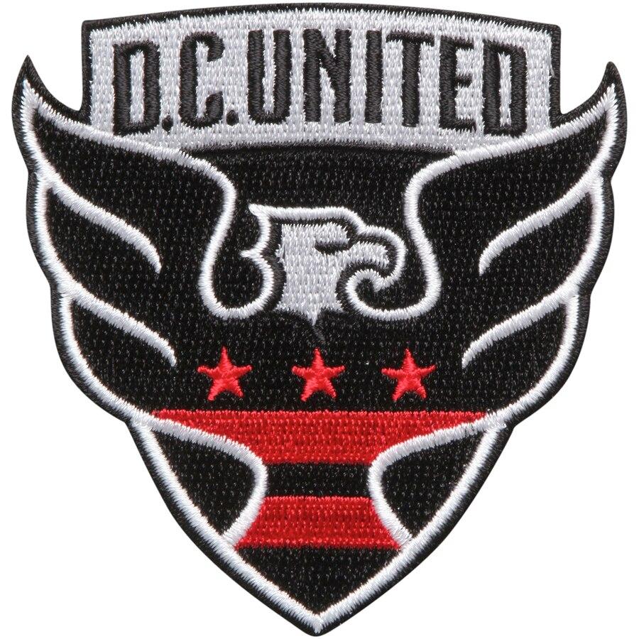 D.C. United Primary Logo Patch.