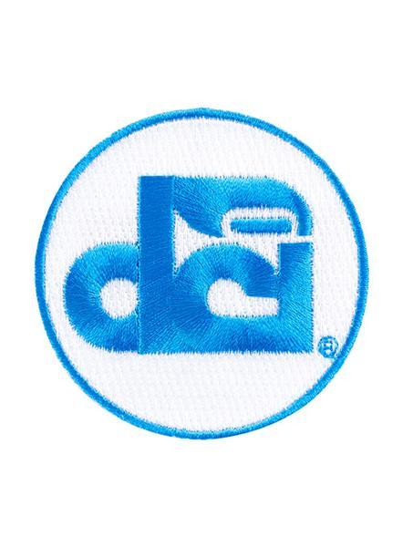 Drum Corps International Blue Logo Patch.