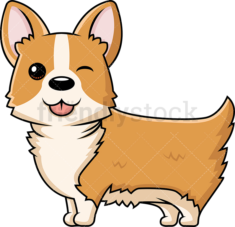 Corgi Clipart at GetDrawings.com.