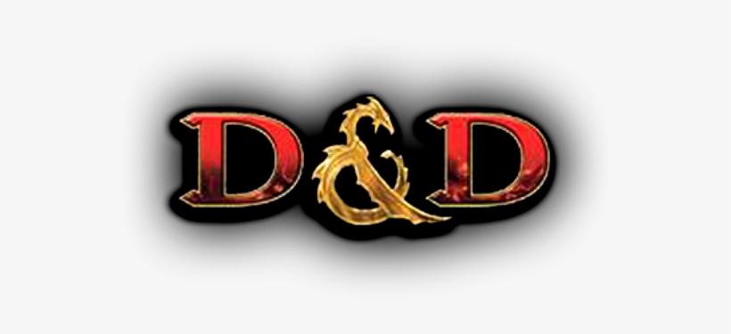 D&d Logo Png Banner Royalty Free Download.