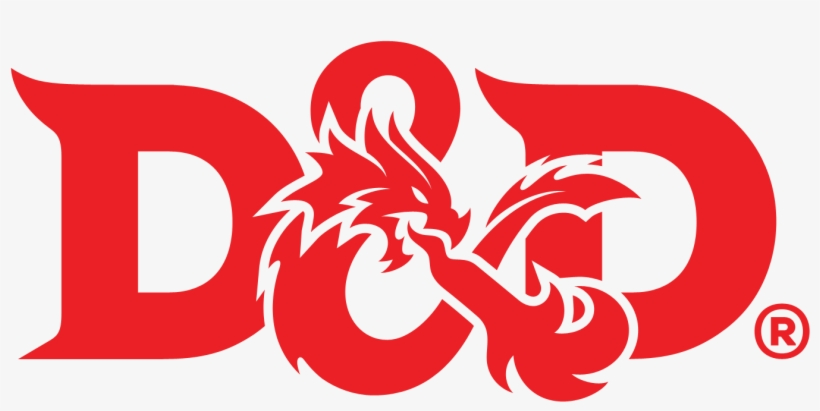 D&d 5th Edition Logo Latest Dd Logo, Game Logo,.