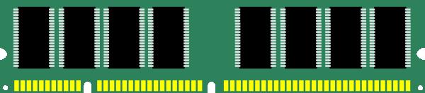 Computer Ram Clipart.