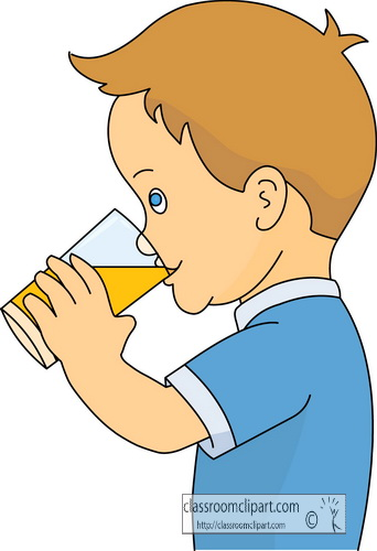 4861 Drink free clipart.
