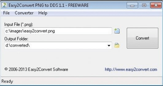 Easy2Convert PNG to DDS 1.5 Download (Free).