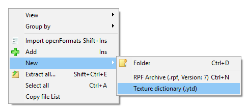 Tutorial Request: Replace a .png to a .ytd file.