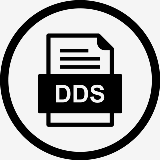 Dds File Document Icon, Dds, Document, File PNG and Vector with.