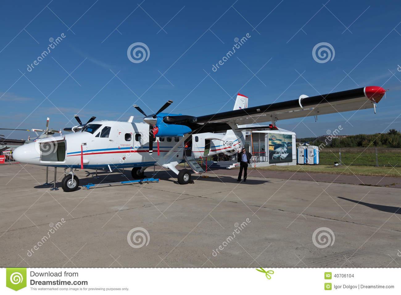 De Havilland Canada Viking DHC.
