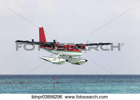 "Stock Images of ""Hydroplane, De Havilland Canada DHC 6."