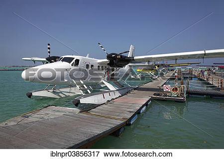 "Picture of ""Hydroplane, De Havilland Canada DHC."