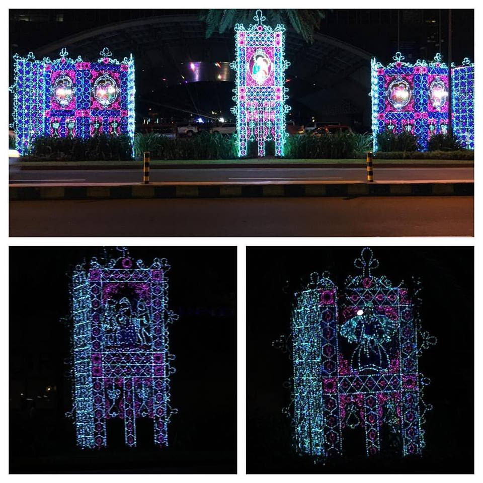 The Festival of Lights in Makati is Back!!!.