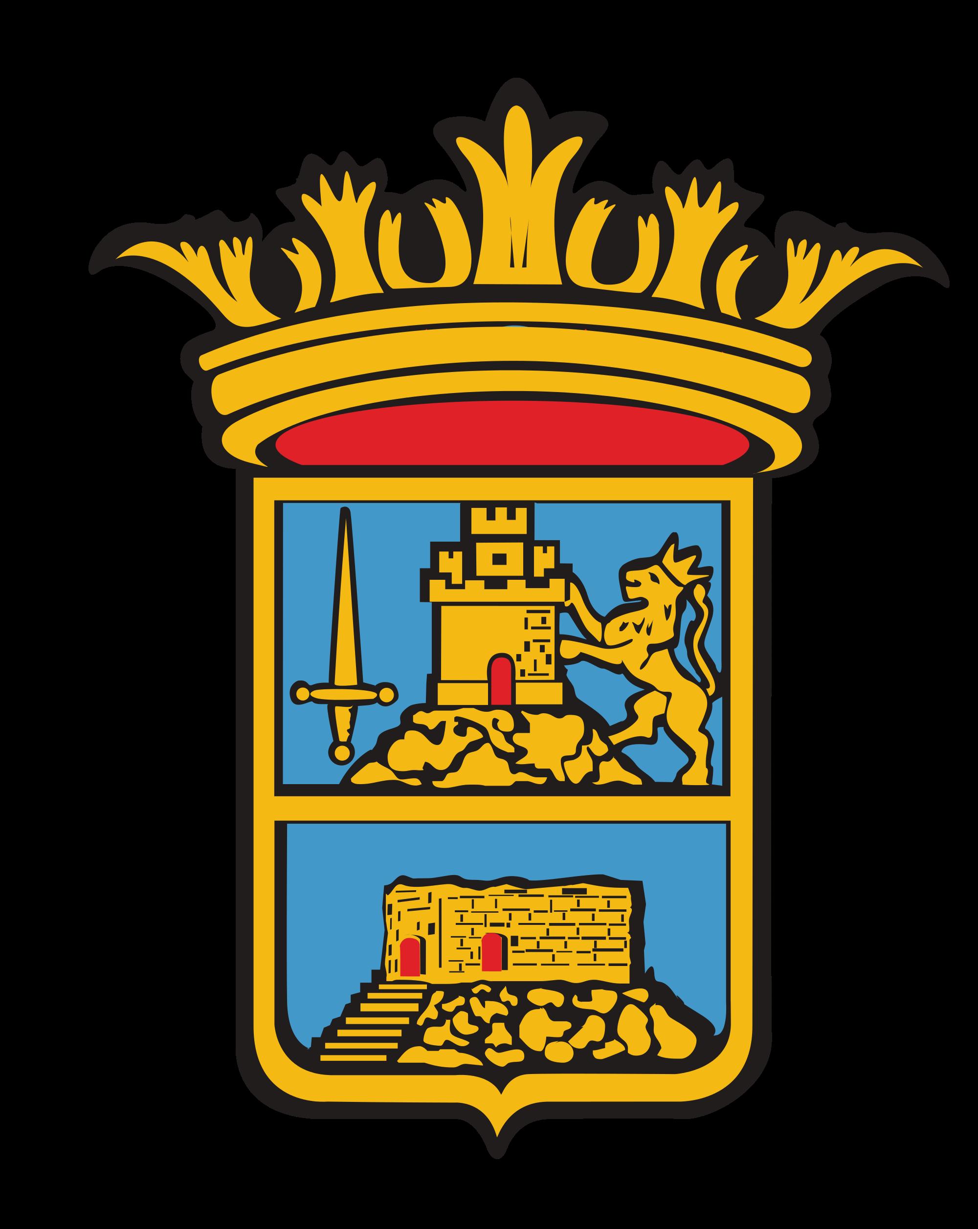 File:Escudo Ayuntamiento de Alhama de Murcia.svg.