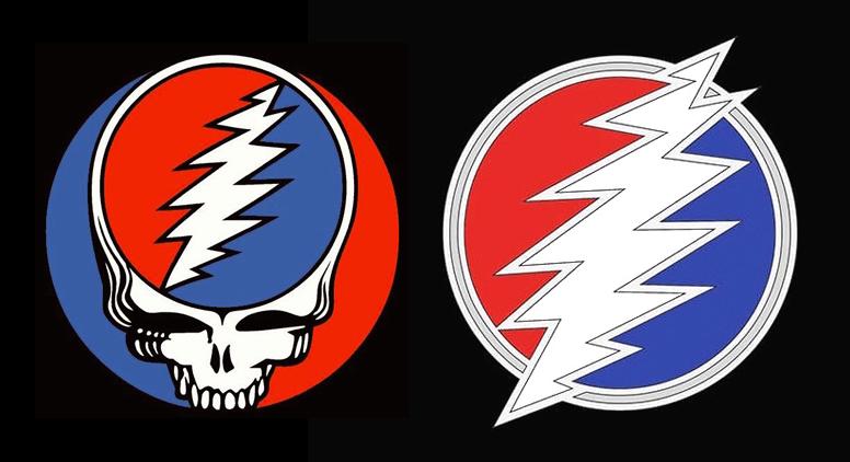 Dead and company Logos.