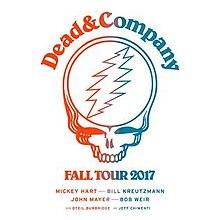 Dead & Company Fall Tour 2017.