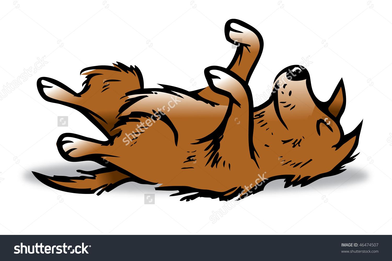 Dead Cartoon Animal Clipart.