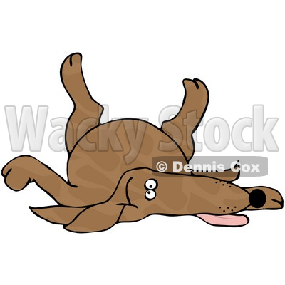 Dead Animal Clipart by Dennis Cox.