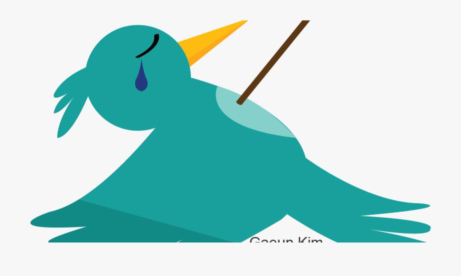 Dead Clipart Dead Bird.