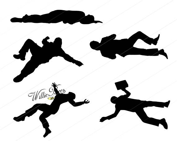 Dead body clipart 5 » Clipart Station.