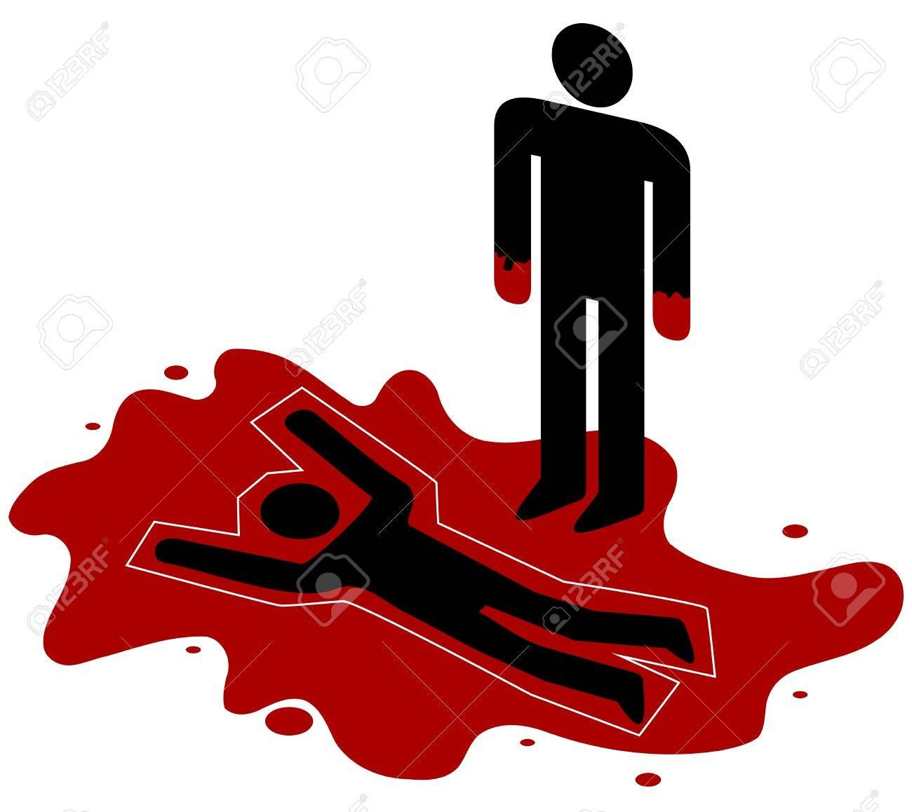 Dead body clipart 2 » Clipart Station.
