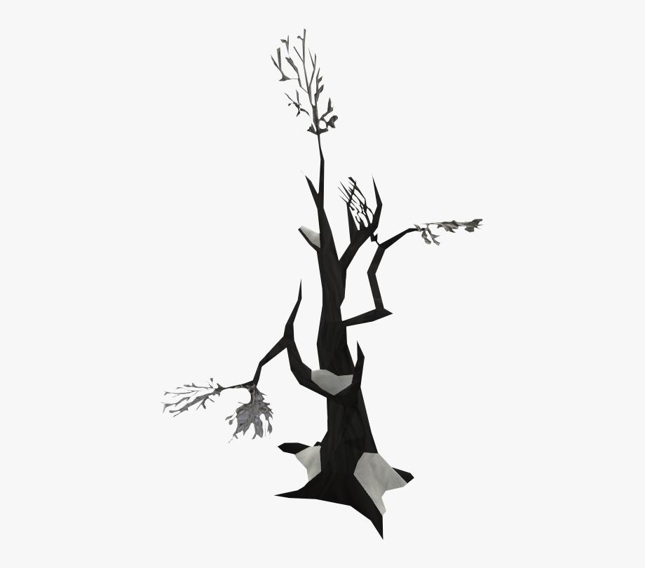Dead Tree Clipart Dead Bush.