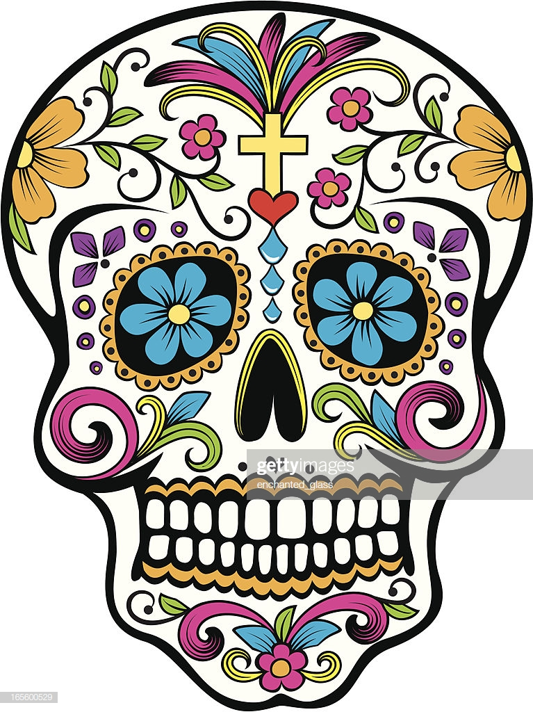 60 Top Day Of The Dead Stock Illustrations, Clip art, Cartoons.
