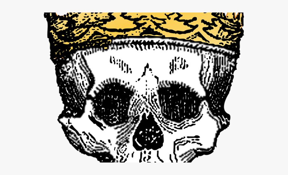Death Clipart Dead King.