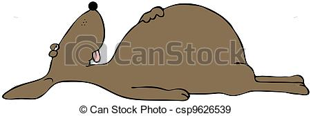 Dead dog Illustrations and Clipart. 491 Dead dog royalty free.