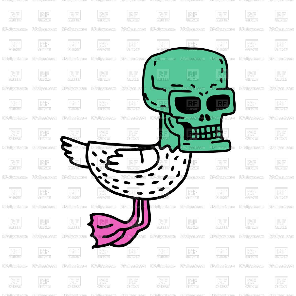 Dead duck.