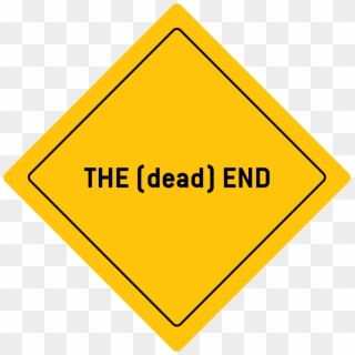 Free Dead End Sign PNG Images.