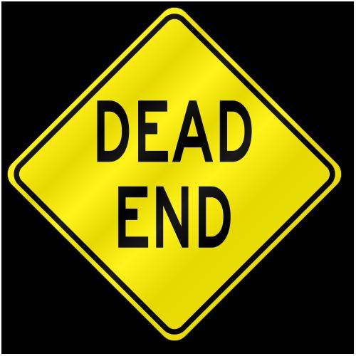 Dead End, W14.