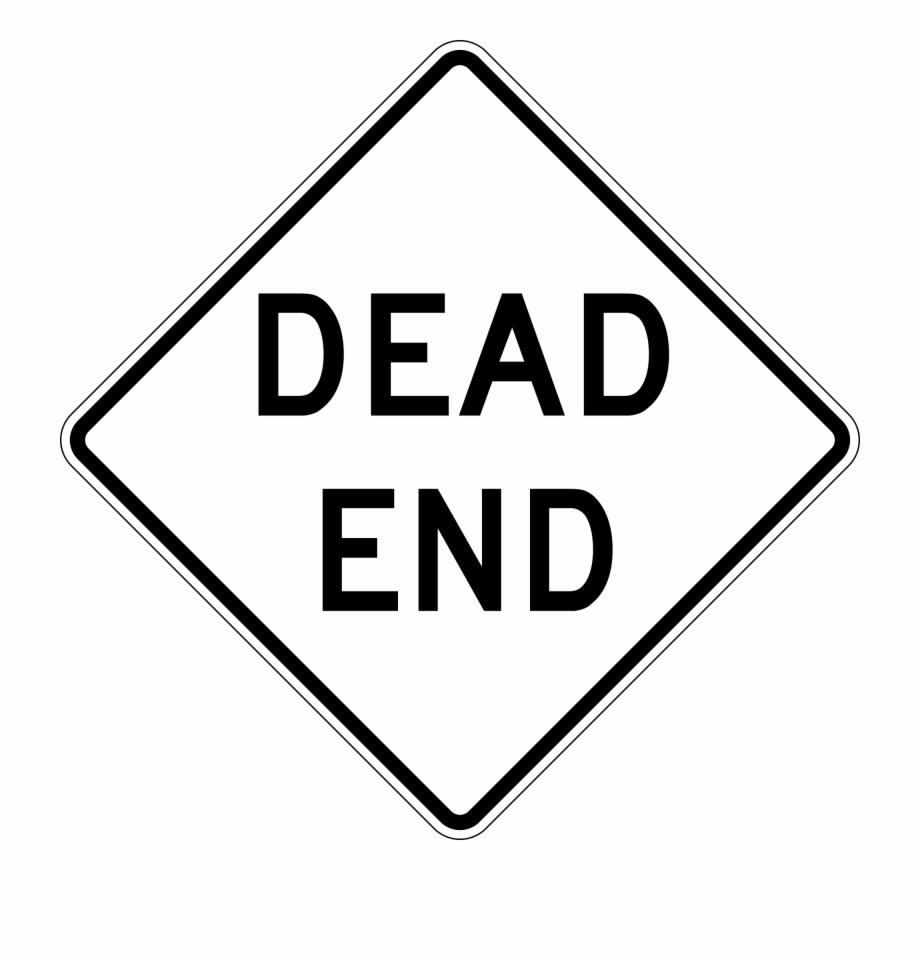 Dead End Sign Png.