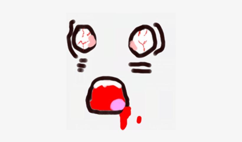 Dead Clipart Dead Face.