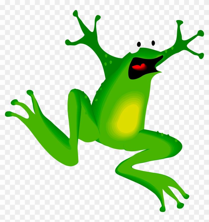 Download Free png Big Image Dead Frog Clip Art Free.