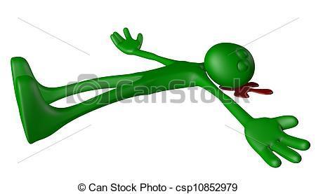 Dead guy clipart 3 » Clipart Portal.