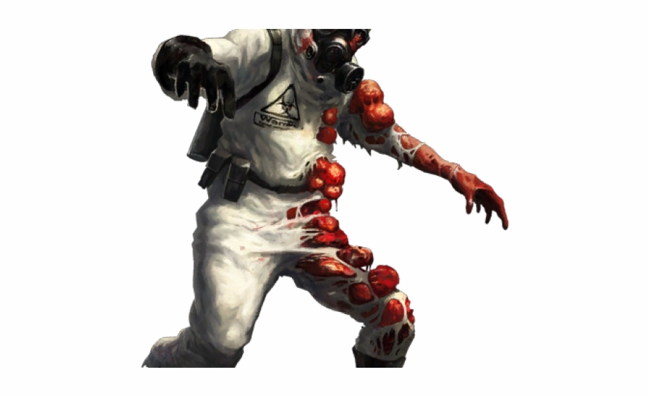 Dead Island Clipart Render.