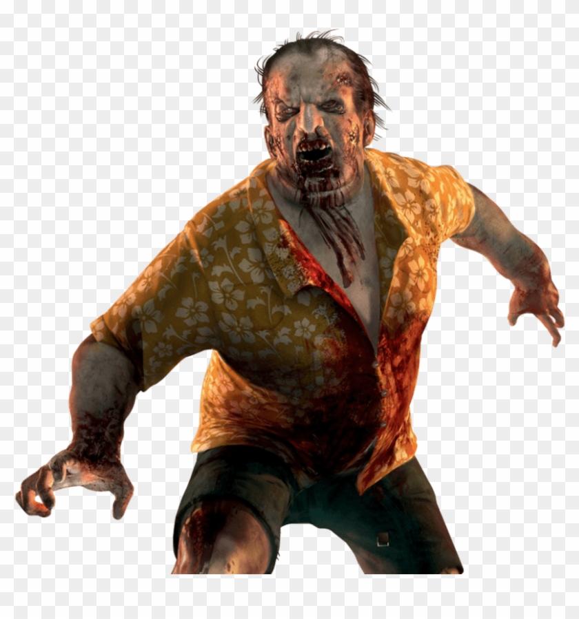 Dead Island Open Shirt.