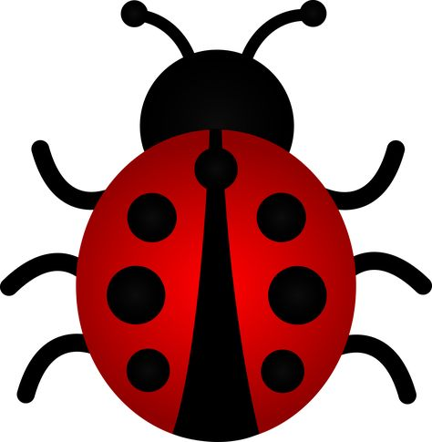 Dead clipart ladybug #13.