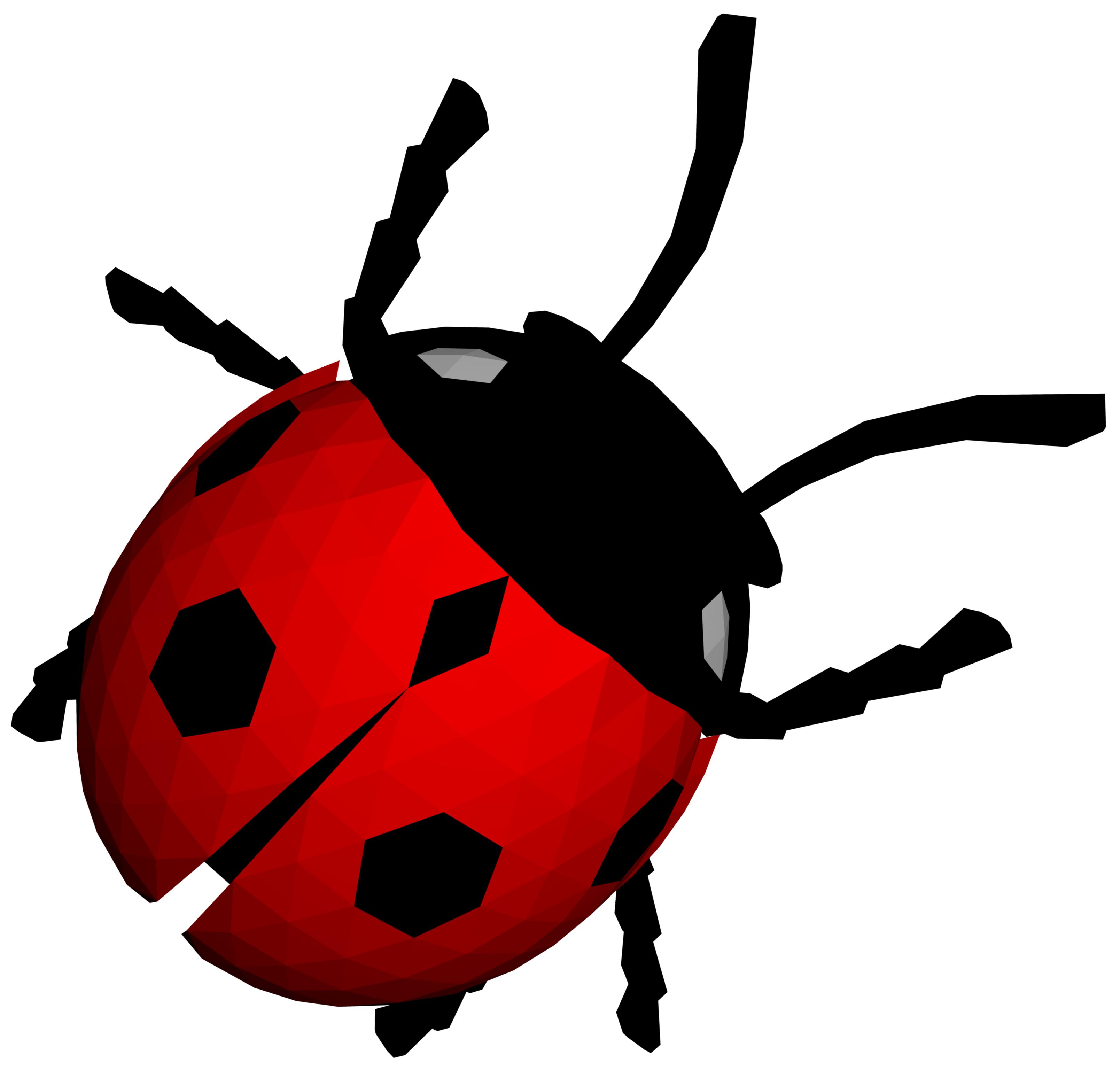 Ladybug clipart dead, Ladybug dead Transparent FREE for.