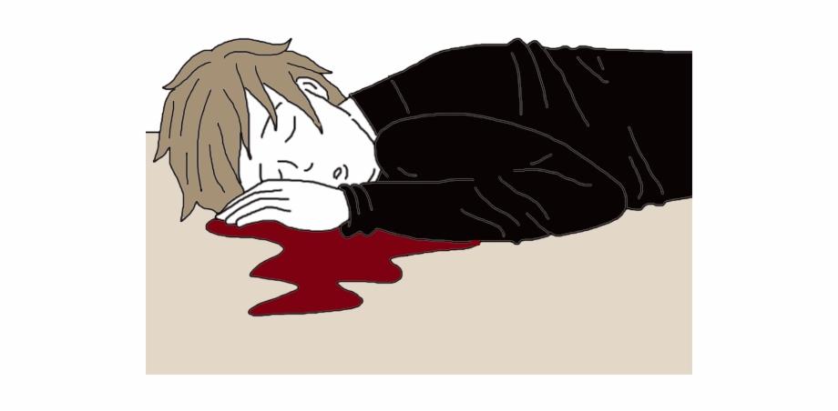 Dead Body Cartoon {#432612}.
