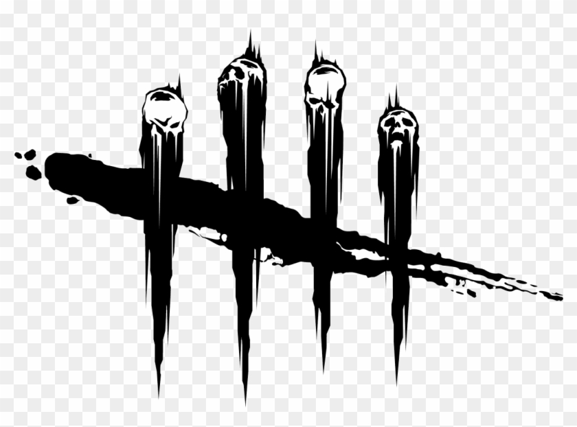 Dead By Daylight Logo Png, Transparent Png.