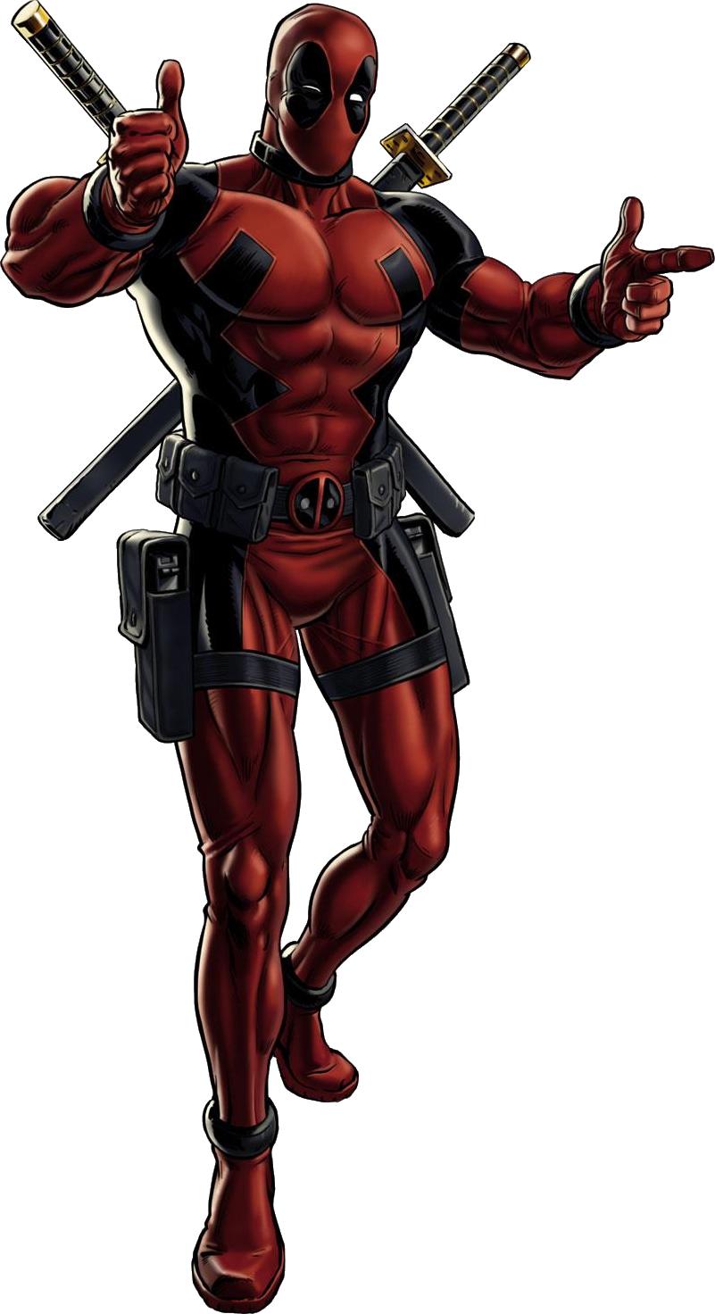 Deadpool Clipart & Free Deadpool Clipart.png Transparent.