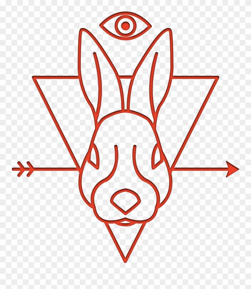 Dead Rabbit Society Logo Clipart (#4485772).