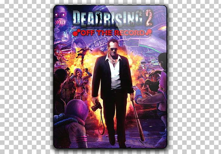 Dead Rising 2: Off The Record Frank West Xbox 360 PNG.