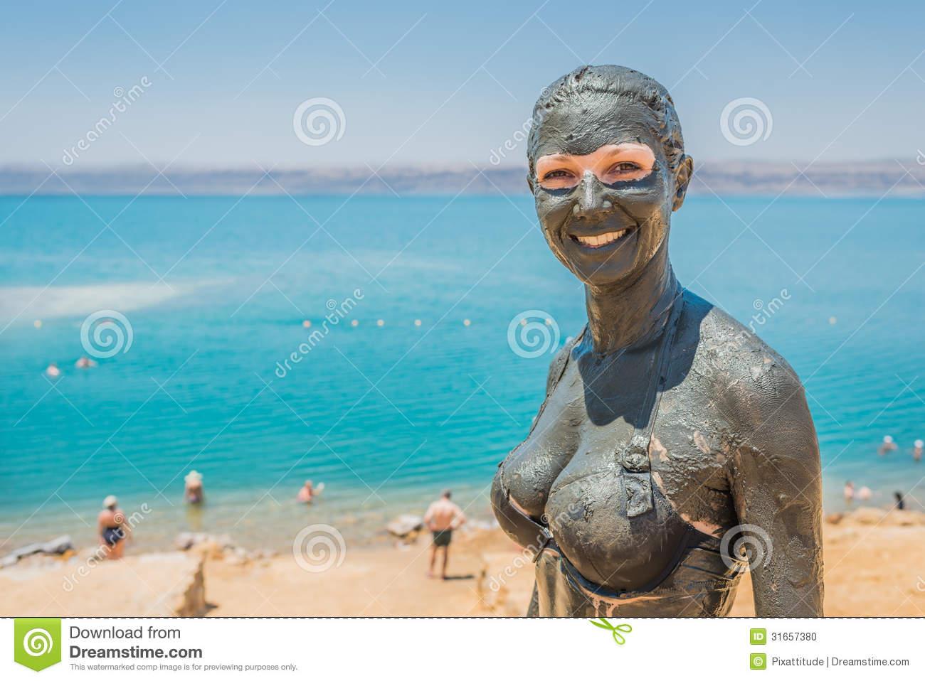 Dead Sea Royalty Free Stock Photos.