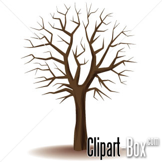 CLIPART DEAD TREE.