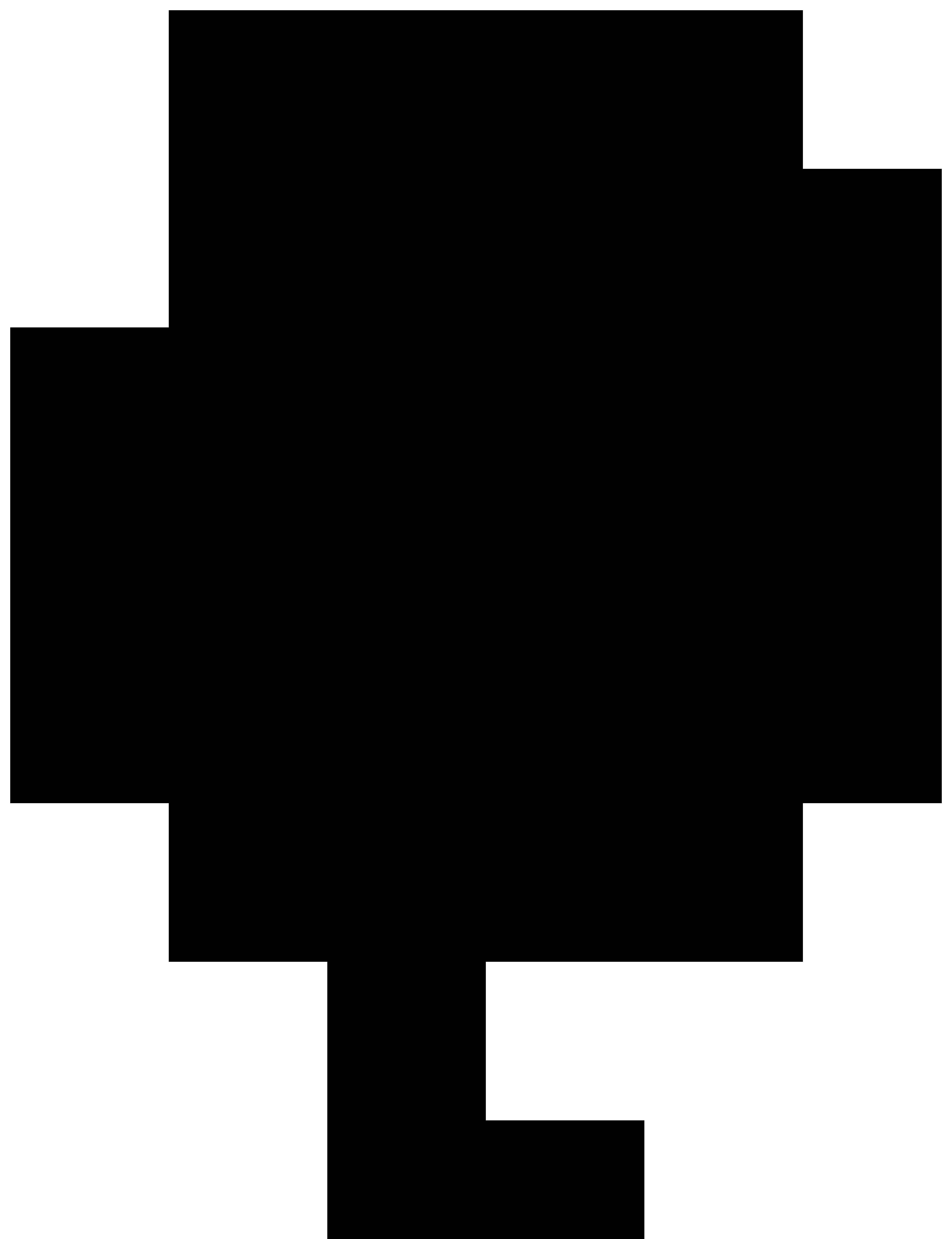 Dead Tree Silhouette PNG Clip Art.
