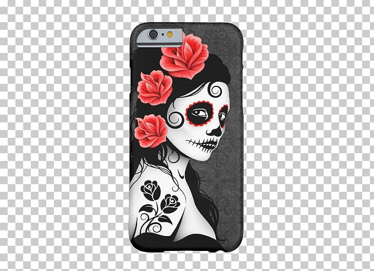 Calavera Day Of The Dead Woman T.