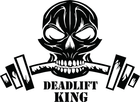 Animal Dead Lift Clipart Clipground