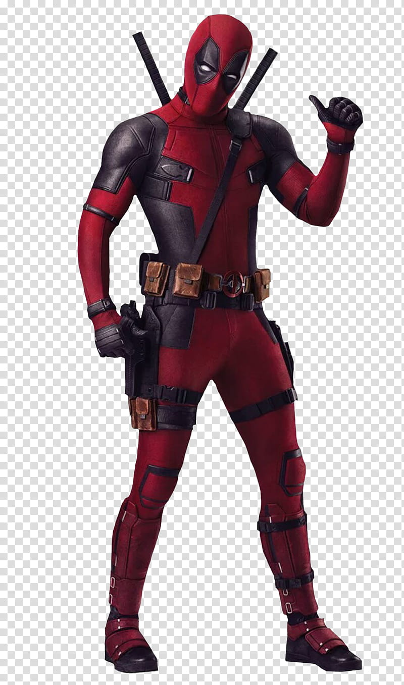 Deadpool, Deadpool transparent background PNG clipart.