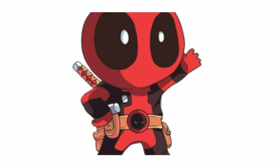 Deadpool Clipart Transparent Background.